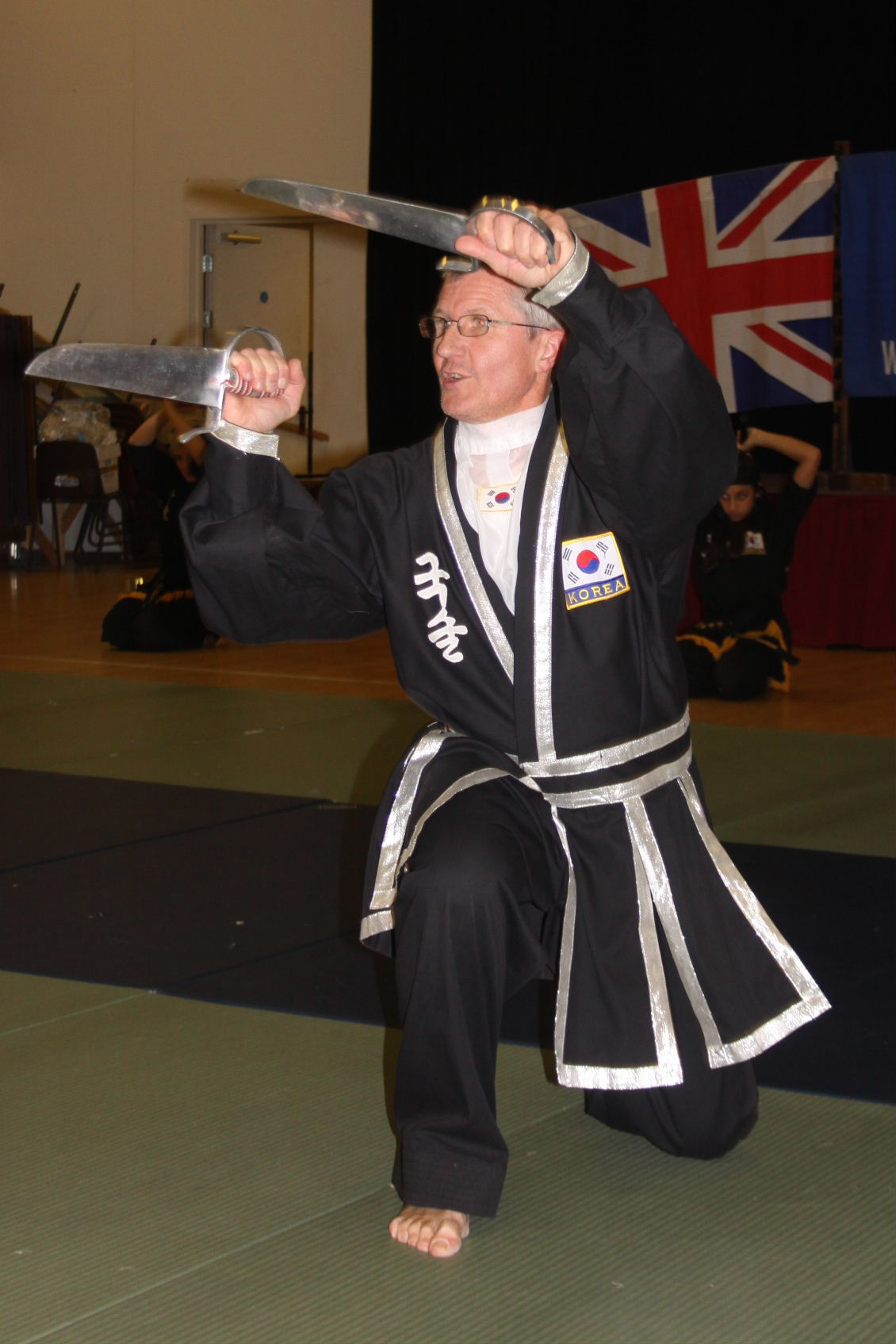 Kuk Sool Won Short Swords